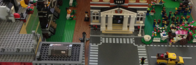 A Writer's Advice to Lego Builders