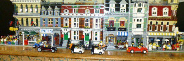 LEGOctober