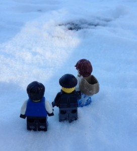 Waiting for the school bus, Nate and his friends see where the girl he wanted to ask out once lived.