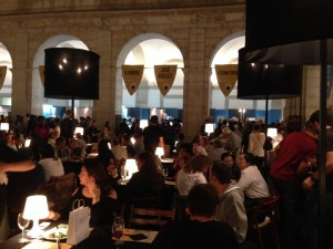 Lisbon's top fish restaurants present small plates to an appreciative crowd of locals and tourists.