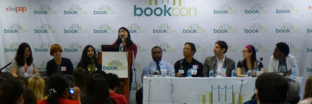 The #WeNeedDiverseBooks Panel at BookCon