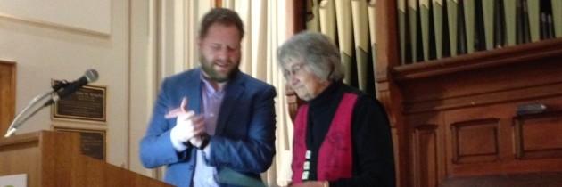 The VCFA Winter Residency, 2015 edition: Remembering Bonnie Christensen