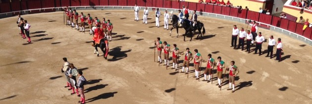 The Portuguese Bullfight
