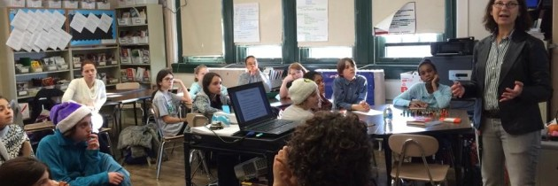 My Workshop for the VCFA Young Writers Network, Part 1