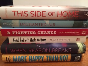 A selection of great diverse books from 2015, produced by both large and small publishers.