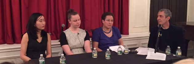 Contracts: The Third Bridge Series Panel on Translation