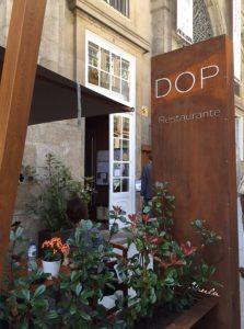 The new Restaurante DOP.