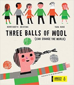 Three Balls of Wool - translation by Lyn Miller Lachmann