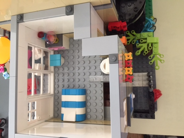 Stalled No More My Solar Townhouse Moc Lyn Miller Lachmann