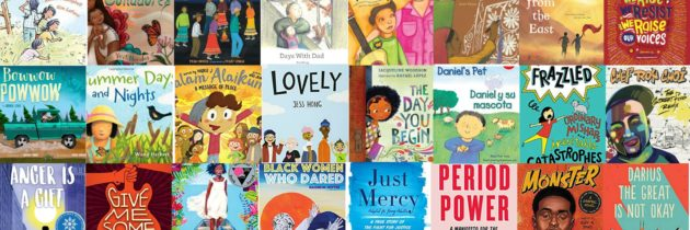 The We Are KidLit 2019 Summer Reading List: Some Thoughts