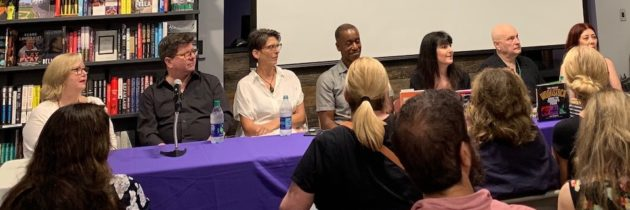 Find Your Match, Older Writer: The Secrets of Publishing Panel