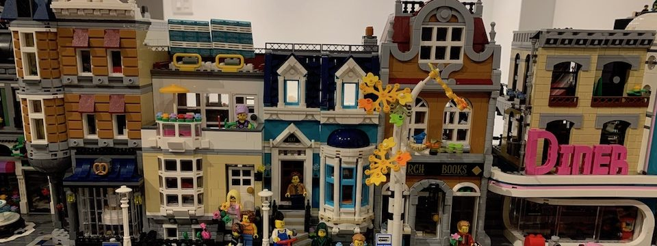 Little Brick Township's New Bookshop