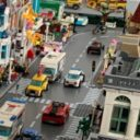 I Return to Lego Building